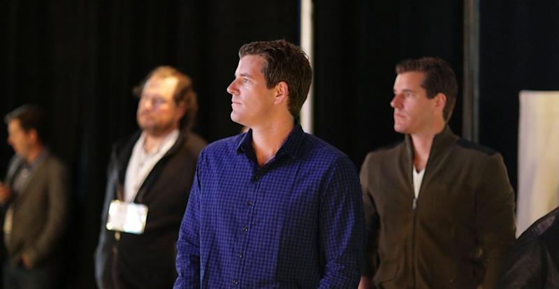 Winklevoss Brothers Win Crypto Exchange Patent