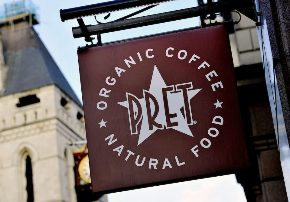 The teenager died after eating a baguette from Pret a Manger, her family said (Picture: PA)