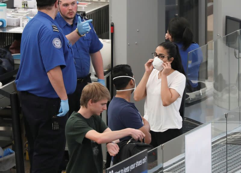 U.S. confirms it will end enhanced screening for some international passengers
