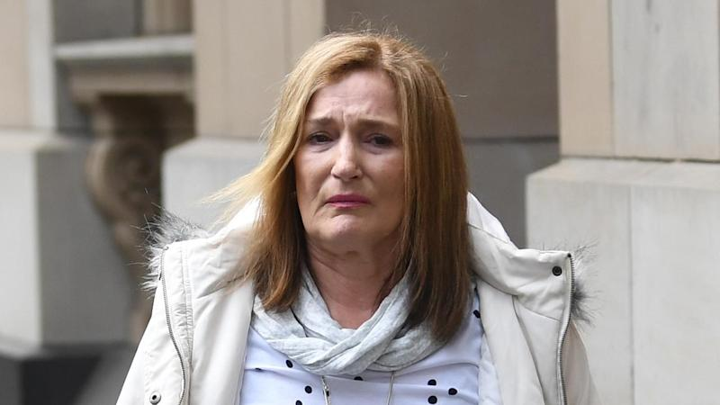 """Stabbing victim Marcus Rowley's mother Carolyn said her son was a """"free-spirited young larikin"""""""