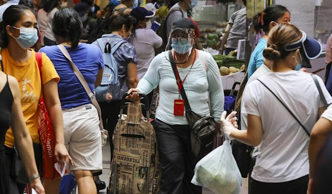 Hong Kong is suffering its worst local Covid-19 outbreak since the beginning of the pandemic. Photo: K. Y. Cheng