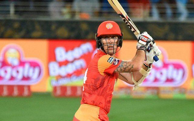 Luke Ronchi's exploits last season helped Islamabad United lift the PSL title.