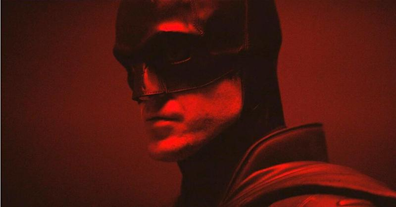 Robert Pattinson as The Batman | Warner Bros. Studios