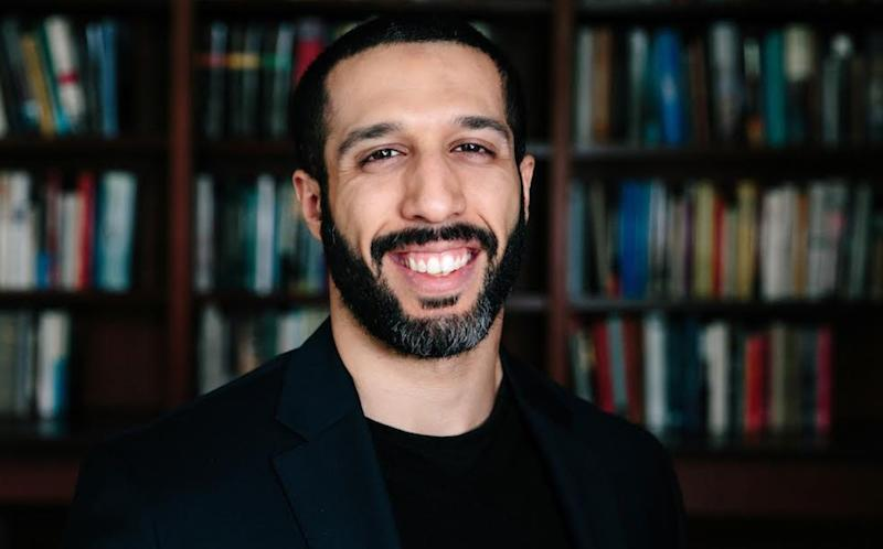 Tarek Younis, researcher and psychologist at Middlesex University, who researches Islamophobia (Photo: Tarek Younis)