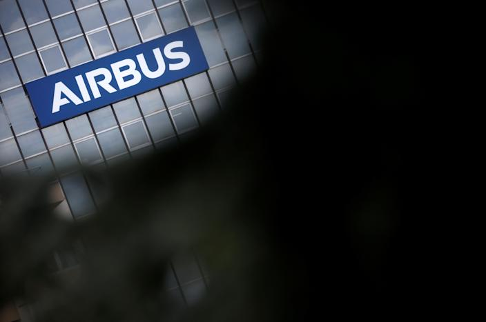 FILE PHOTO: Airbus site in Toulouse