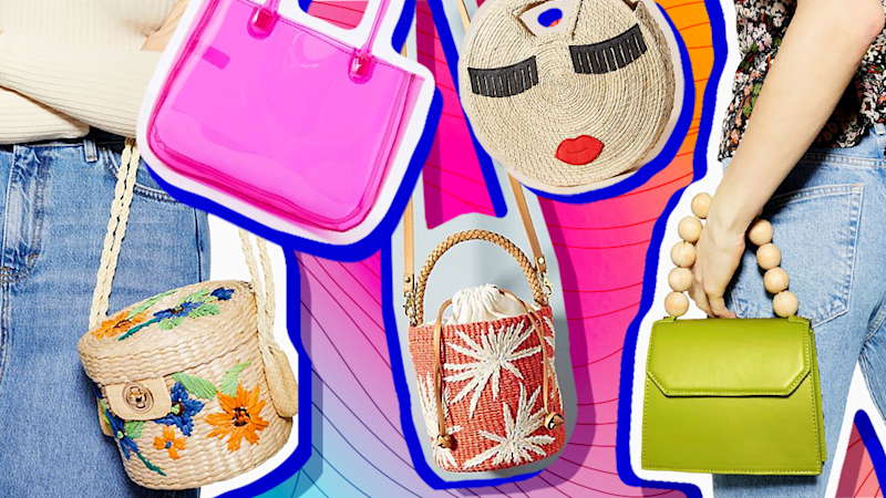 Summer Bags So Cute You Might Actually Enjoying Holding Them All Day