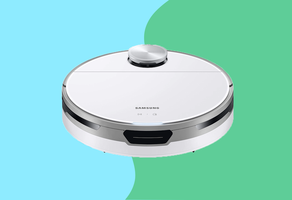 Save $100 on this robot vacuum during the Discover Samsung sale.