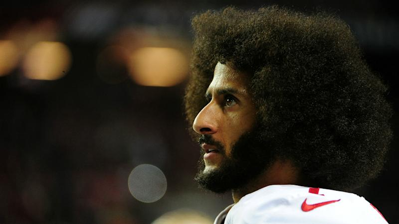 Colin Kaepernick items to be displayed at Smithsonian
