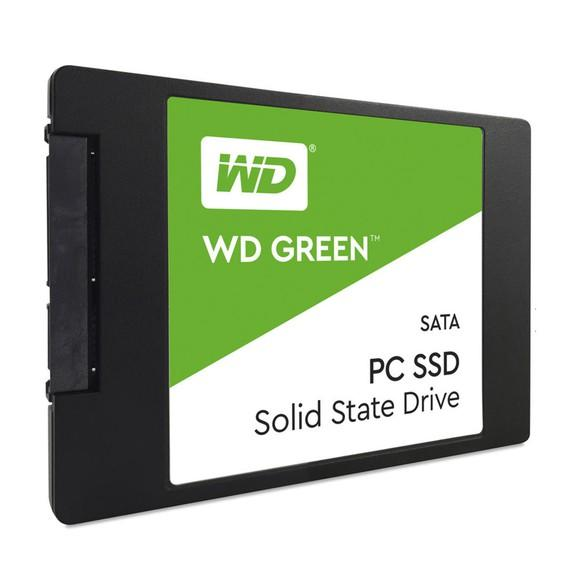 A Western Digital Solid State Drive for PC.