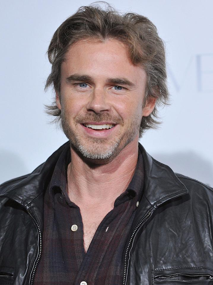 """<a href=""""http://movies.yahoo.com/movie/contributor/1804094765"""">Sam Trammell</a> at the Los Angeles premiere of <a href=""""http://movies.yahoo.com/movie/1810036665/info"""">Whip It!</a> - 09/29/2009"""