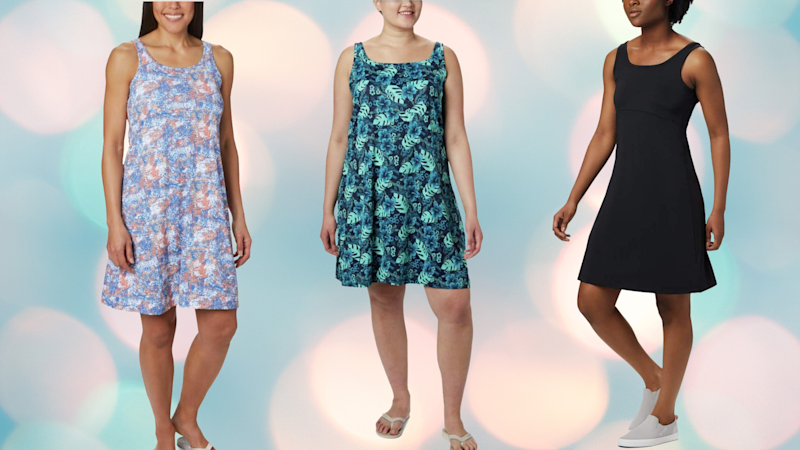 You'll never meet a dress that keeps you cooler than this one. (Photos: Amazon)