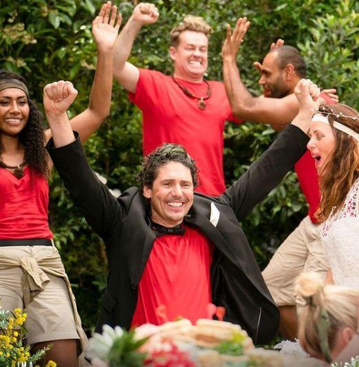 'I'm A Celebrity... Get Me Out Of Here!' contestant Colin Fassnidge  (Photo: Channel 10)