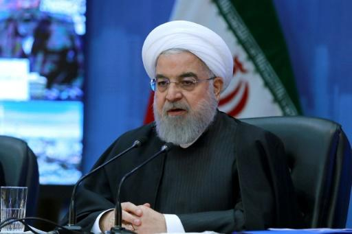 President Hassan Rouhani stresses that Tehran waited a whole year before responding to Washington's unilateral abandonment of their 2015 nuclear deal