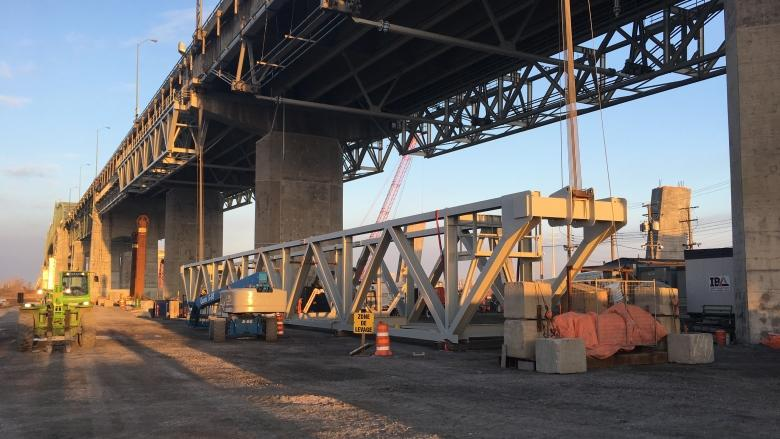 Demolition of old Champlain Bridge to cost $400M