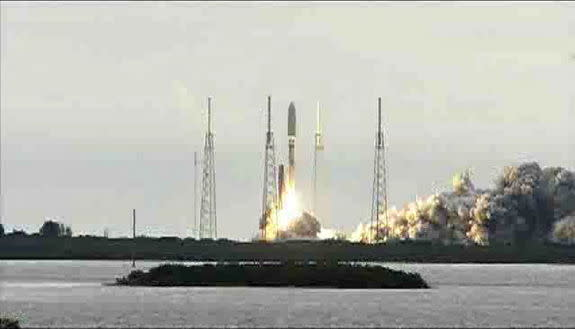 US Navy Launches Next-Generation Tactical Satellite