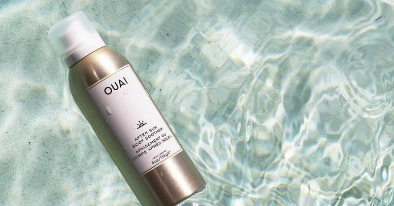 Ouai Is Moving Into Body Products with the Launch of This Aftersun Foam