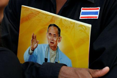 Thai king's death will not delay election: media