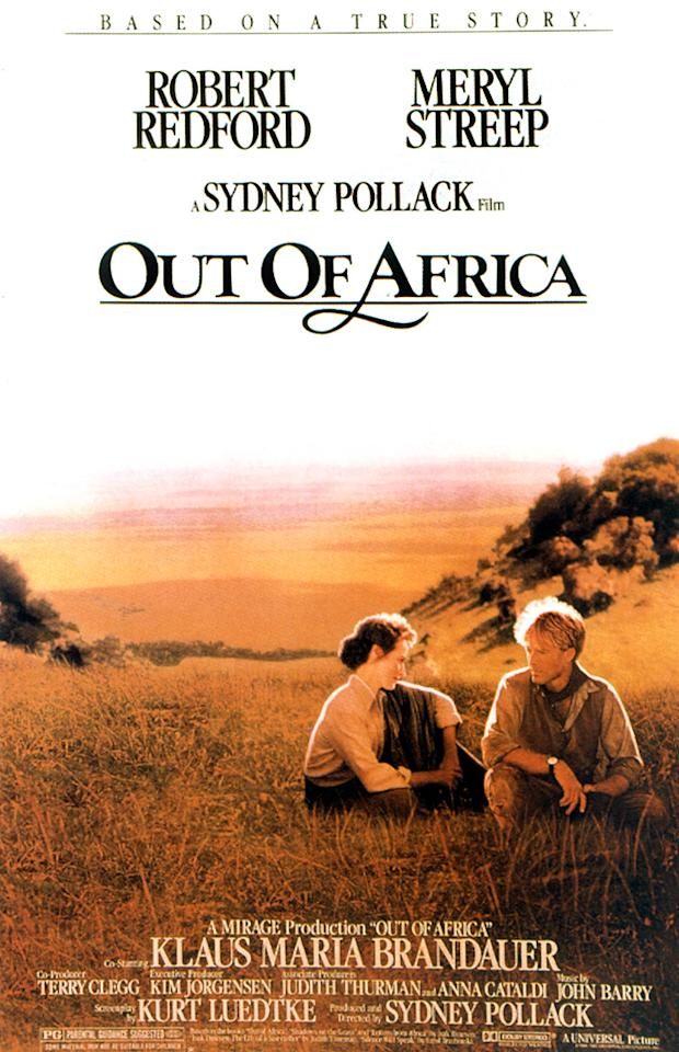 """""""Out of Africa"""" (1985)"""