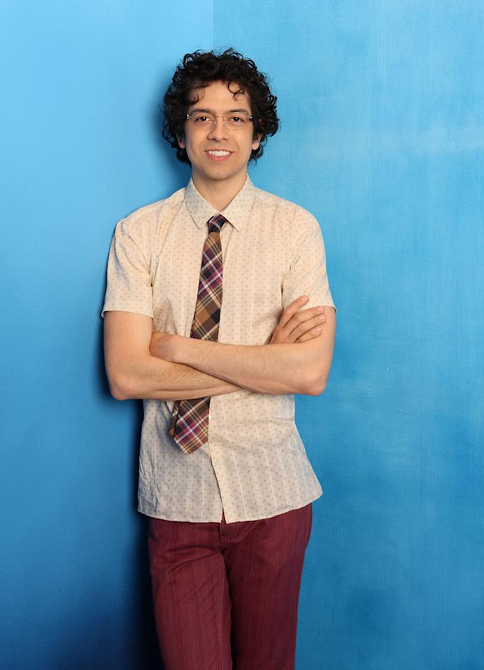 "Geoffrey Arend stars as Dr. Ethan Gross in ""Body Of Proof."""