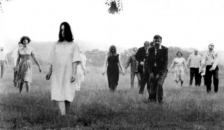 Night of the Living Dead - Credit: Walter Reade