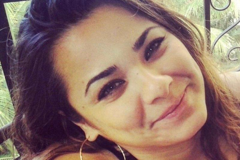Stephanie Espinosa, 35, and a mother-of-two fell into a rushing waterfall at Lake Tahoe, California. (Photo: GoFundMe)