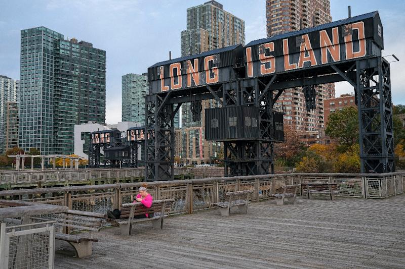 """The New York neighborhood of Long Island City had been one of two locations Amazon selected last year after a long search for a second headquarters or """"HQ2"""" (AFP Photo/Don EMMERT)"""