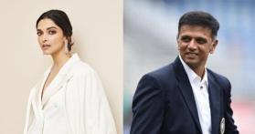 Not Dhoni or Virat, but Deepika's 'all-time favorite cricketer' is Rahul Dravid