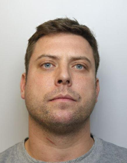 Rhys Hancock was jailed for a minimum of 31 years. (PA/Derbyshire Police)