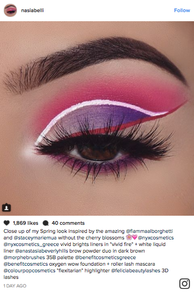 We talked to the creator of the invisible liner trend blowing up Instagram right now to find out how to easily pull it off.