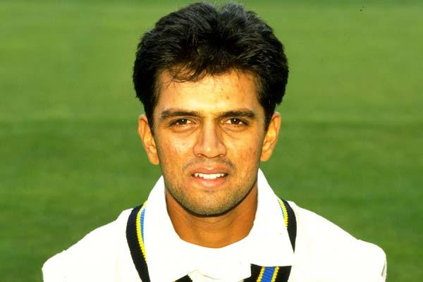 Dravid went on to make his ODI debut just after the World Cup against Sri Lanka when India went to Singapore for the Singer Cup. This was after playing four years of first class cricket for Karnataka.