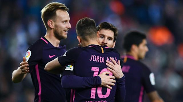 The Barcelona star will face his club colleague at the World Cup, but does not think the Argentina star will be overly concerned about the clash