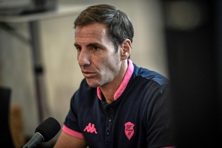 Stade Francais COVID-19 lung damage cases 'not ideal'