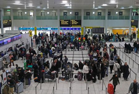 Gatwick Airport closed after drones flown near runway