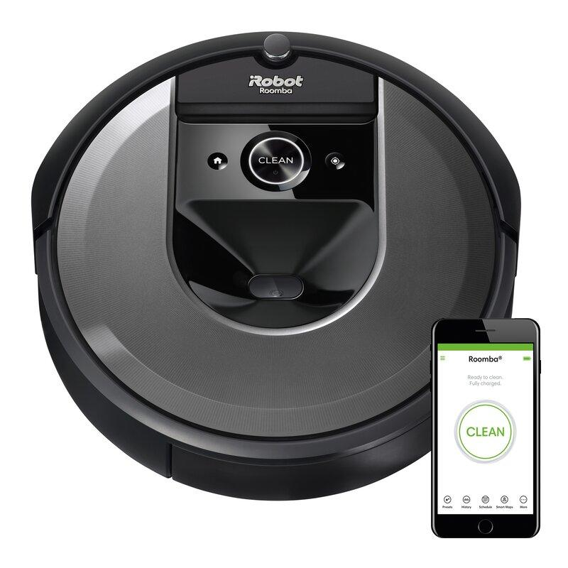 iRobot Roomba i7 (7150) Wi-Fi® Connected Robot Vacuum
