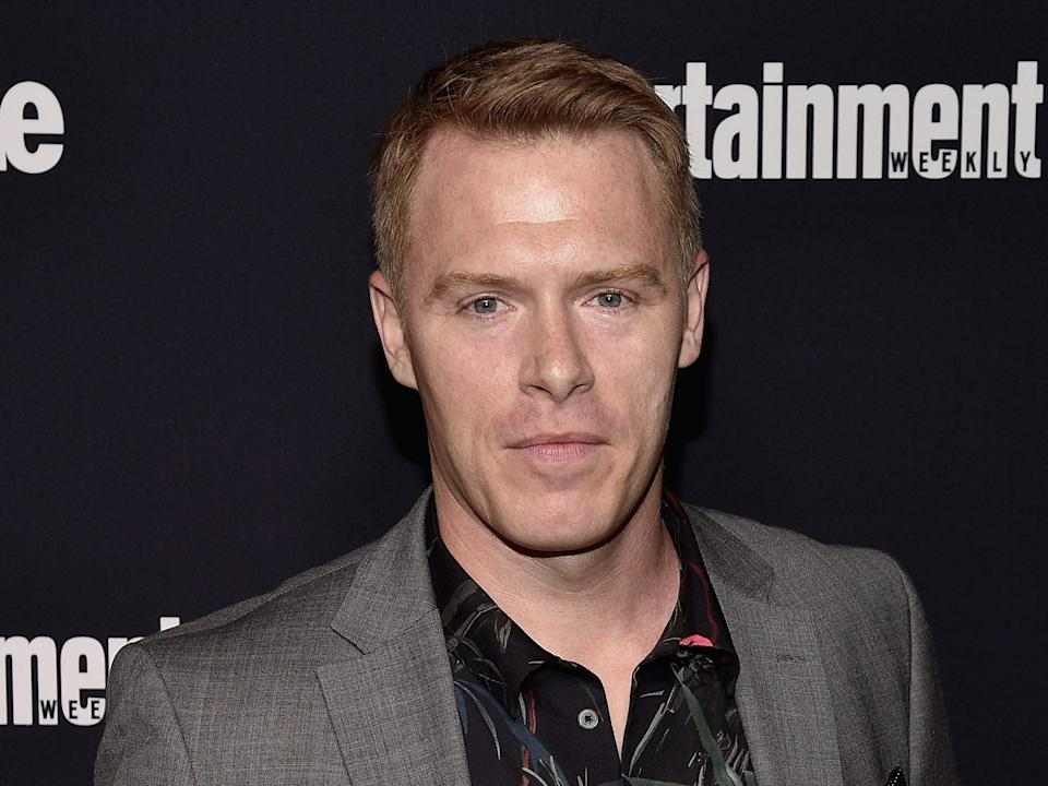 Klattenhoff at the 2017 Entertainment Weekly and People Upfronts party.