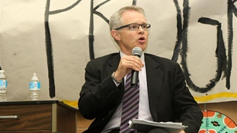 TDSB education director says board not afraid to admit racism exists