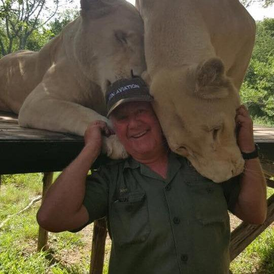 The lionesses had previously killed a man after escaping their enclosure in 2017 - Lion Tree Top Lodge/Facebook