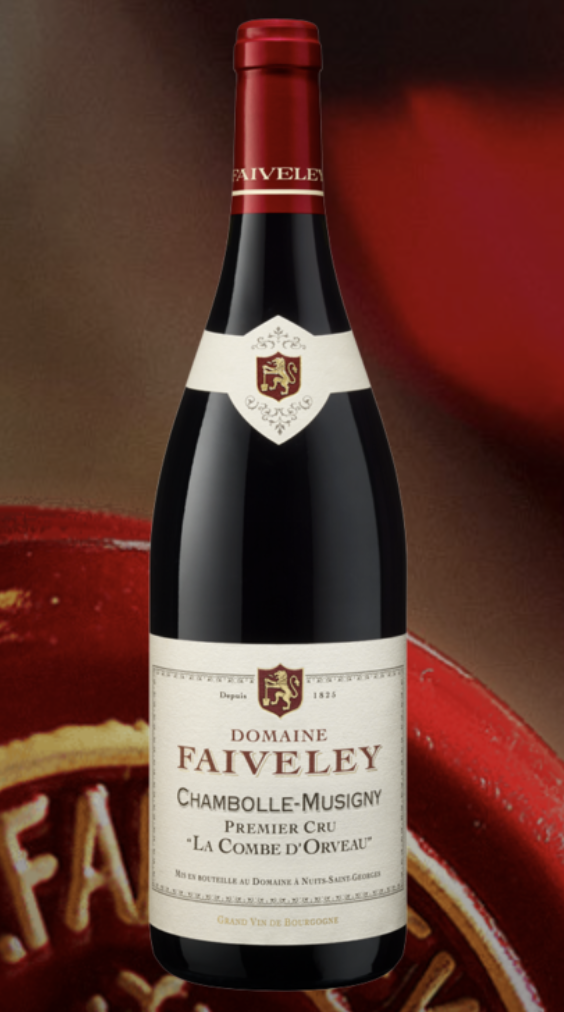 """<p>sothebyswine.com</p><p><strong>$99.95</strong></p><p><a href=""""https://www.sothebyswine.com/ny/shop/faiveley-joseph-chambolle-musigny-beaux-brun-2013"""" rel=""""nofollow noopener"""" target=""""_blank"""" data-ylk=""""slk:Shop Now"""" class=""""link rapid-noclick-resp"""">Shop Now</a></p><p>This remarkable Pinot Noir boasts a rich garnet color and elegant flavor. Notes of cherry, pineapple, mango, and fresh peach on the nose make for a vibrant and well-structured bottle of wine that's an exceptional expression of the limestone-rich Burgundian soil where it is made. </p>"""