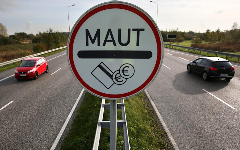 Opposition rises against planned German motorways toll in Europe - DPA