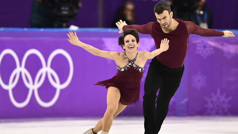 Winter Olympics 2018: Canada figure skaters earn bronze in mixed pairs