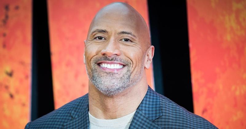 Dwayne Johnson is Forbes' highest paid male actor in the world