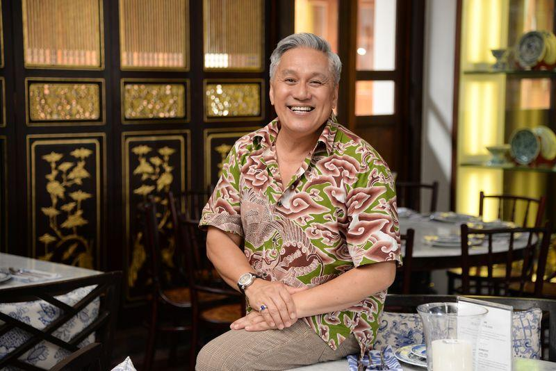 Celebrity chef Datuk Redzuawan Ismail is more known by his moniker Chef Wan. ― Picture by KE Ooi