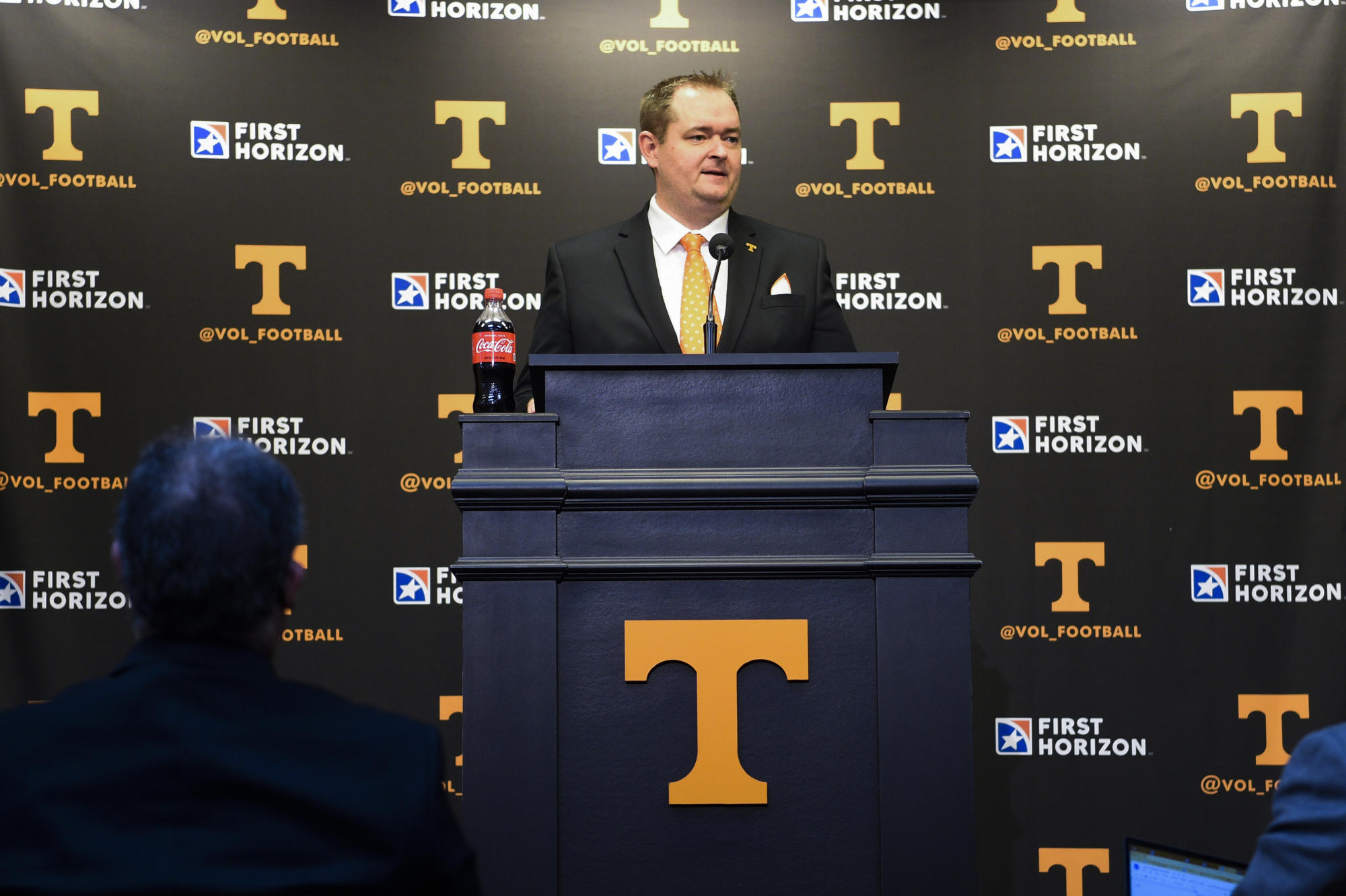 Like it or not Tennessee fans, Josh Heupel was a good choice — and he doesn't care what you think