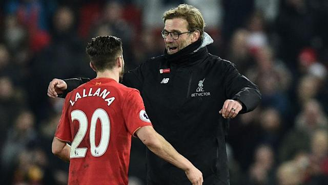 <p>Adam Lallana has had his best season since moving to the Merseyside club in 2014 and he has been one of the main reasons why Liverpool currently sit in the top four.</p> <br><p>The Englishman has been in outstanding form in the league this season, scoring seven goals and providing seven assists.</p> <br><p>He'll need to be at the top of his game if he wants to win the midfield battle this weekend.</p>
