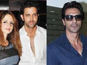 Arjun Rampal opens up on Hrithik and Sussanne Roshan split