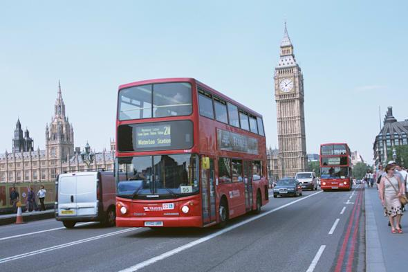 Driverless buses could be introduced in the UK in the near future