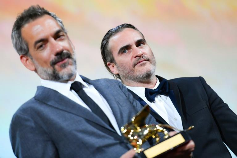 'Joker' won the Golden Lion in 2019, setting up Joaquin Phoenix for a best actor Oscar five months later (AFP/Alberto PIZZOLI)