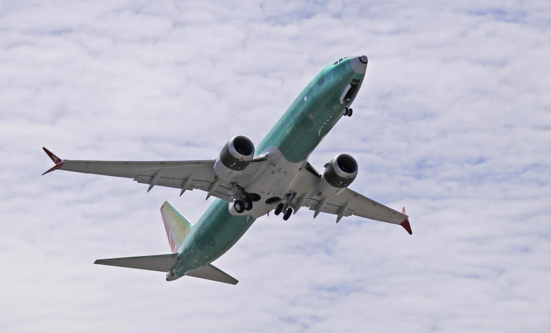 Boeing says 737 Max software update is complete