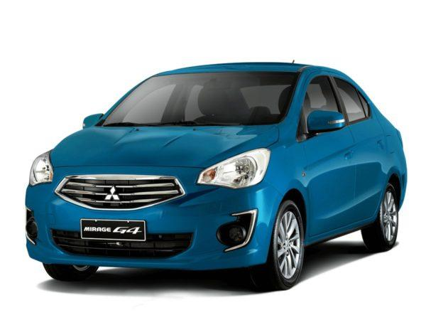 Cheapest Cars in the Philippines Under P1 Million - Mitsubishi Mirage G4