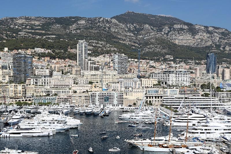 Glamorous Monaco attracts high-rollers with tax breaks (AFP Photo/VALERY HACHE)